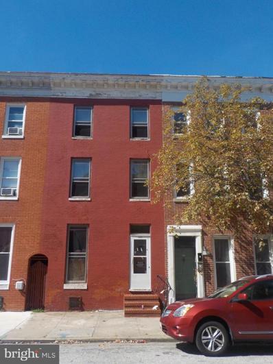 830 N Bond Street, Baltimore, MD 21205 - #: MDBA2015050
