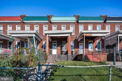 3718 Hayward Avenue, Baltimore, MD 21215 - #: MDBA2015062