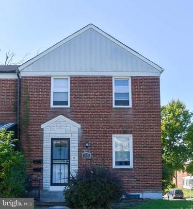 1601 E Cold Spring Lane, Baltimore, MD 21218 - #: MDBA2015084