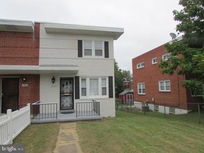 3802 Hamilton Avenue, Baltimore, MD 21206 - #: MDBA2015226