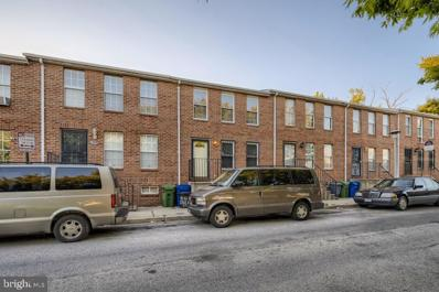 1342 N Stockton Street, Baltimore, MD 21217 - #: MDBA2015246