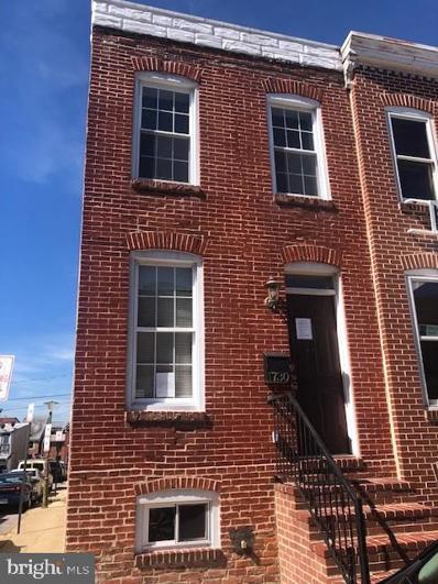 1730 Byrd Street, Baltimore, MD 21230 - #: MDBA2015264