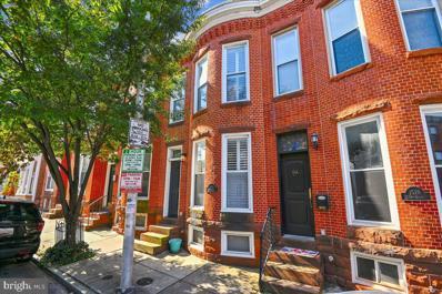 1528 Light Street, Baltimore, MD 21230 - #: MDBA2015292