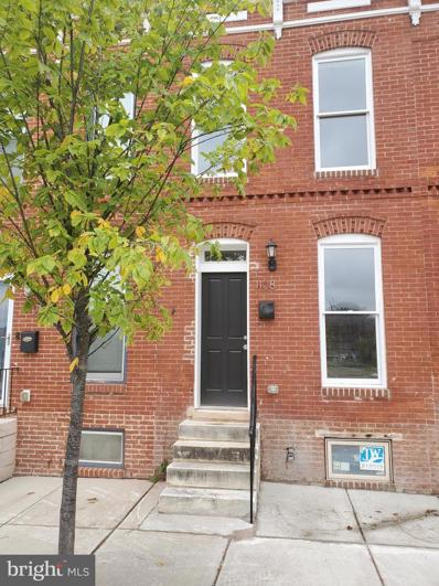 1108 Rutland Avenue, Baltimore, MD 21213 - #: MDBA2015304