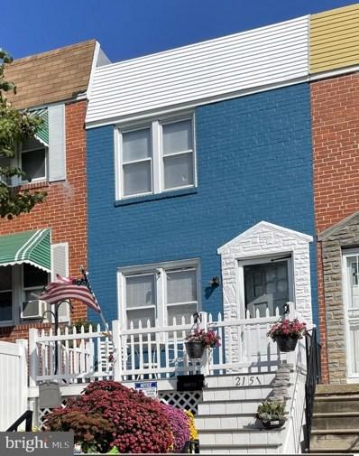 2151 Harman Avenue, Baltimore, MD 21230 - #: MDBA2015390