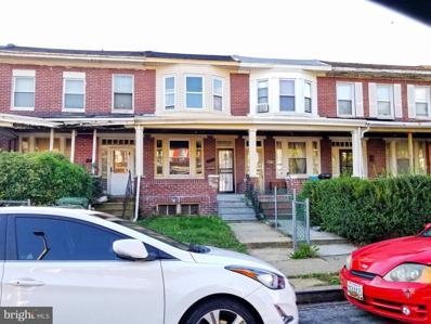 3013 Arunah Avenue, Baltimore, MD 21216 - #: MDBA2015504
