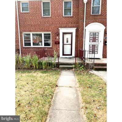 1555 Sherwood Avenue, Baltimore, MD 21239 - #: MDBA2015560