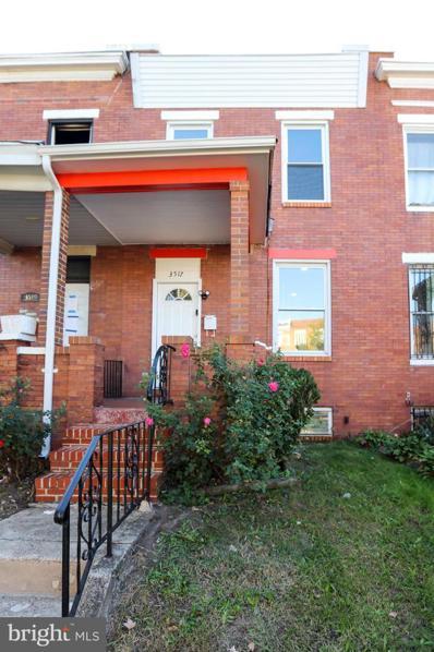 3517 E Fayette Street, Baltimore, MD 21224 - #: MDBA2015786