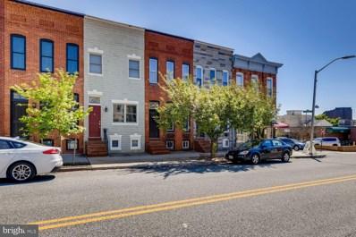 2813 Hudson Street, Baltimore, MD 21224 - #: MDBA2015886
