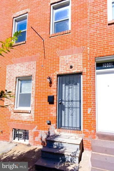 2028 E Fayette Street, Baltimore, MD 21231 - #: MDBA2015892