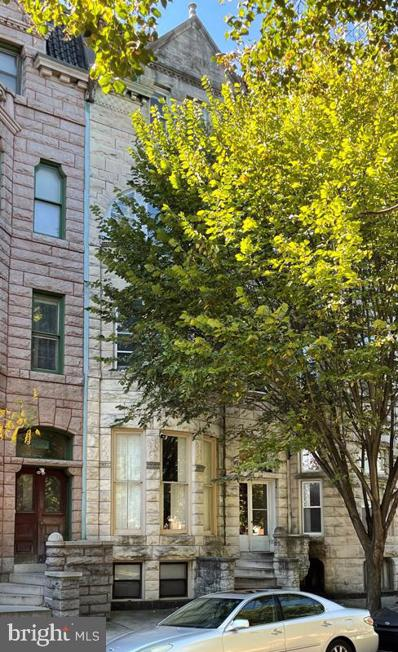 1916 Eutaw Place, Baltimore, MD 21217 - #: MDBA2016050