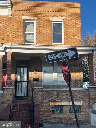 2890 Kentucky Avenue, Baltimore, MD 21213 - #: MDBA2016076