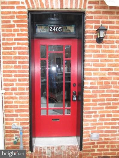 2405 Fleet Street, Baltimore, MD 21224 - #: MDBA2016086