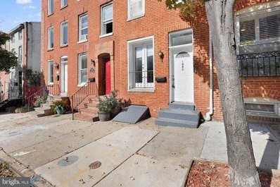 1940 E Lombard Street, Baltimore, MD 21231 - #: MDBA2016096