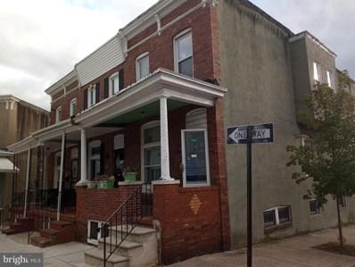 1601 Cliftview Avenue, Baltimore, MD 21213 - #: MDBA2016112