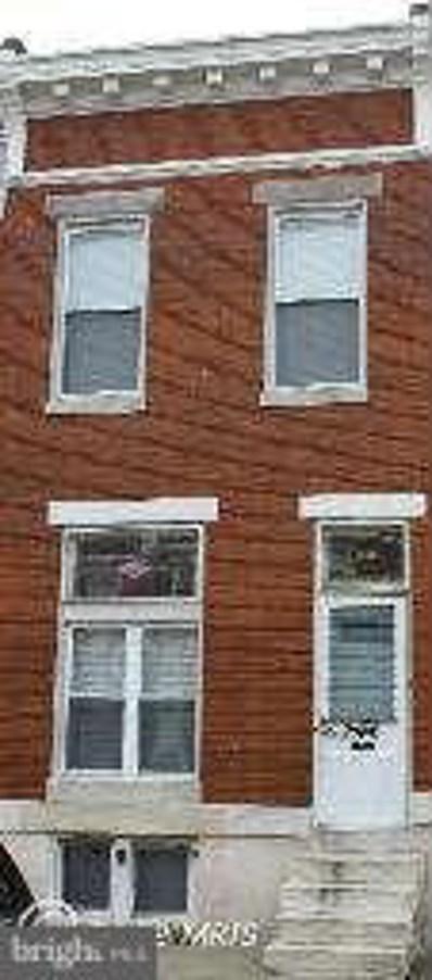 1635 Darley Avenue, Baltimore, MD 21213 - #: MDBA2016146