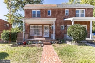 4810 Kimberleigh Road, Baltimore, MD 21212 - #: MDBA2016158
