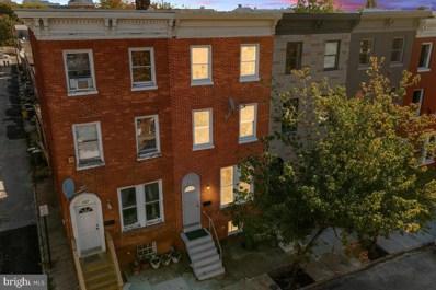 109 S Calhoun Street, Baltimore, MD 21223 - #: MDBA2016206