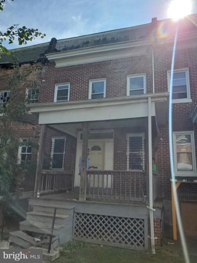 3917 Ridgewood Avenue, Baltimore, MD 21215 - #: MDBA2016294