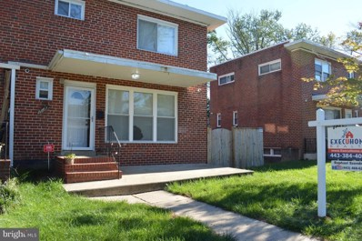 3807 Bancroft Road, Baltimore, MD 21215 - #: MDBA202022