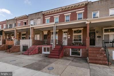 413 N Ellwood Avenue, Baltimore, MD 21224 - #: MDBA206268