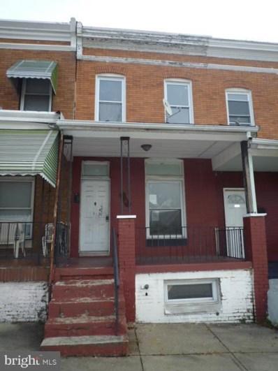 1623 N Warwick Avenue, Baltimore, MD 21216 - #: MDBA208680