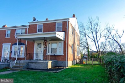 1229 Gittings Avenue, Baltimore, MD 21239 - MLS#: MDBA209312