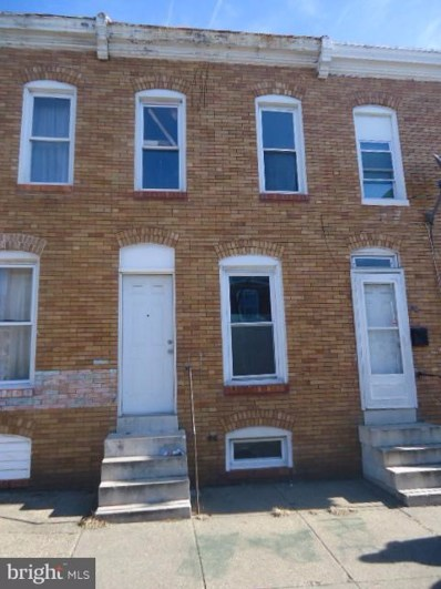 529 S Catherine Street, Baltimore, MD 21223 - MLS#: MDBA215942