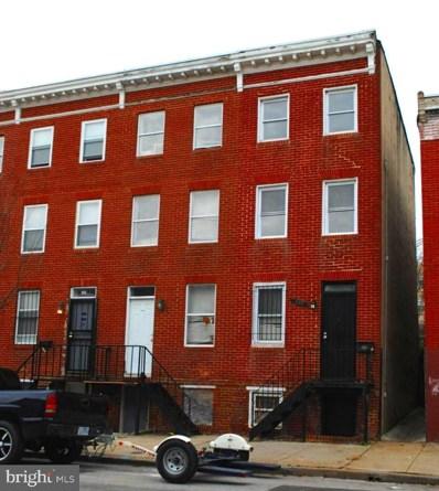 336 S Calhoun Street, Baltimore, MD 21223 - #: MDBA246654