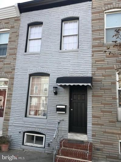 3919 E Pratt Street, Baltimore, MD 21224 - #: MDBA246664