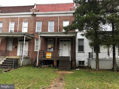 3817 W Garrison Avenue, Baltimore, MD 21215 - #: MDBA246690