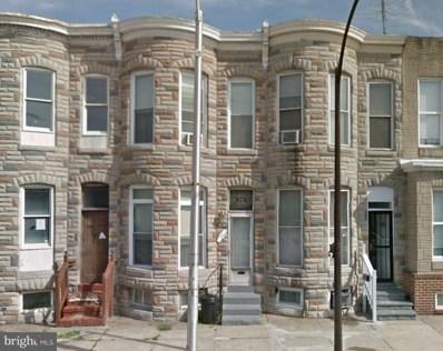 1309 James Street, Baltimore, MD 21223 - #: MDBA246694
