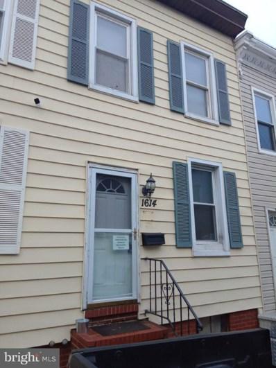 1614 Cereal Street, Baltimore City, MD 21226 - MLS#: MDBA246722