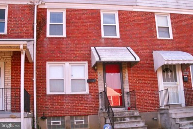 3647 Raymonn Avenue, Baltimore, MD 21213 - #: MDBA246730