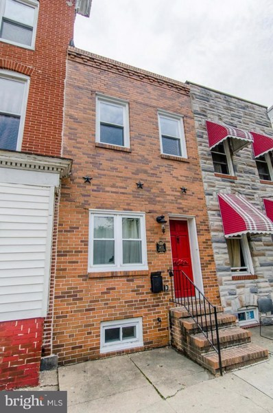 1403 Washington Boulevard, Baltimore, MD 21230 - #: MDBA246748