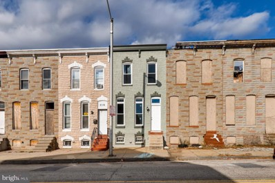 2118 E Biddle Street, Baltimore, MD 21213 - #: MDBA247636