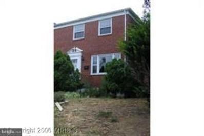 1131 Sherwood Avenue, Baltimore, MD 21239 - MLS#: MDBA249732