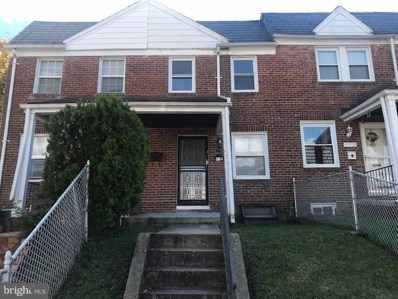 3903 Colborne Road, Baltimore, MD 21229 - #: MDBA259006