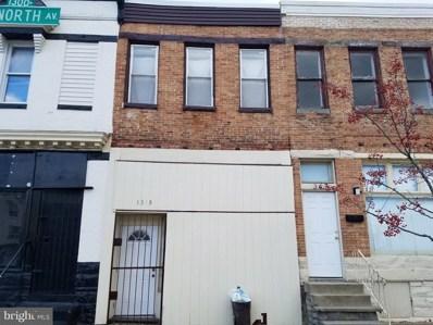 1345 W North Avenue, Baltimore, MD 21217 - #: MDBA259020