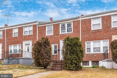 1656 Burnwood Road, Baltimore, MD 21239 - MLS#: MDBA262570