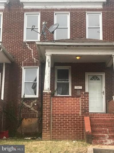 3720 Spaulding Avenue, Baltimore, MD 21215 - #: MDBA262596
