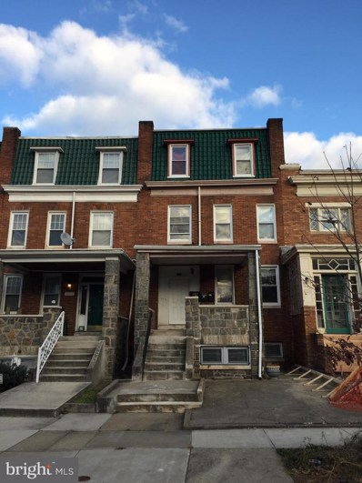 2501 Brookfield Avenue, Baltimore, MD 21217 - #: MDBA262618