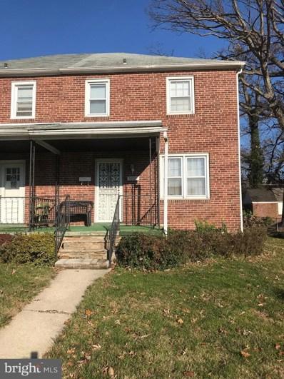 3806 Echodale Avenue, Baltimore, MD 21206 - #: MDBA262632