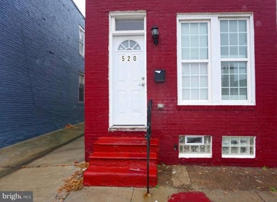 520 N Collington Avenue, Baltimore, MD 21205 - #: MDBA263424