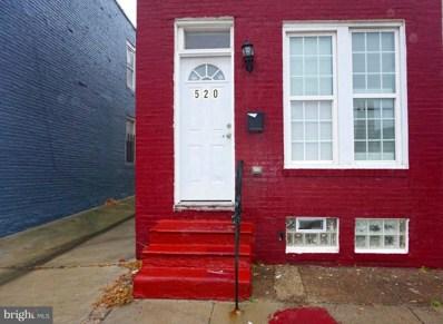 520 N Collington Avenue, Baltimore, MD 21205 - #: MDBA263424