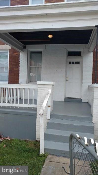 757 N Grantley Street, Baltimore, MD 21229 - #: MDBA263450