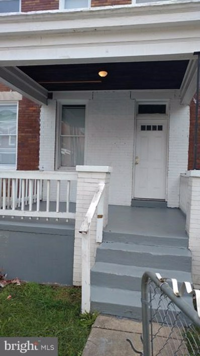 757 N Grantley Street, Baltimore, MD 21229 - #: MDBA263450