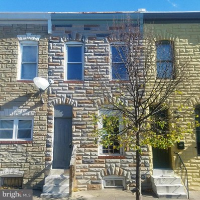 433 N Glover Street, Baltimore, MD 21224 - #: MDBA263502