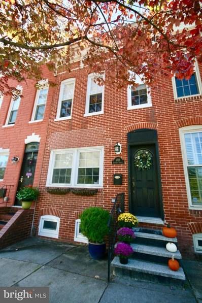 1718 Johnson Street, Baltimore, MD 21230 - #: MDBA263508