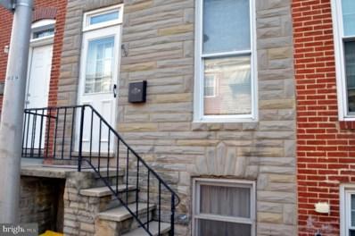610 Wyeth Street, Baltimore, MD 21230 - #: MDBA263518